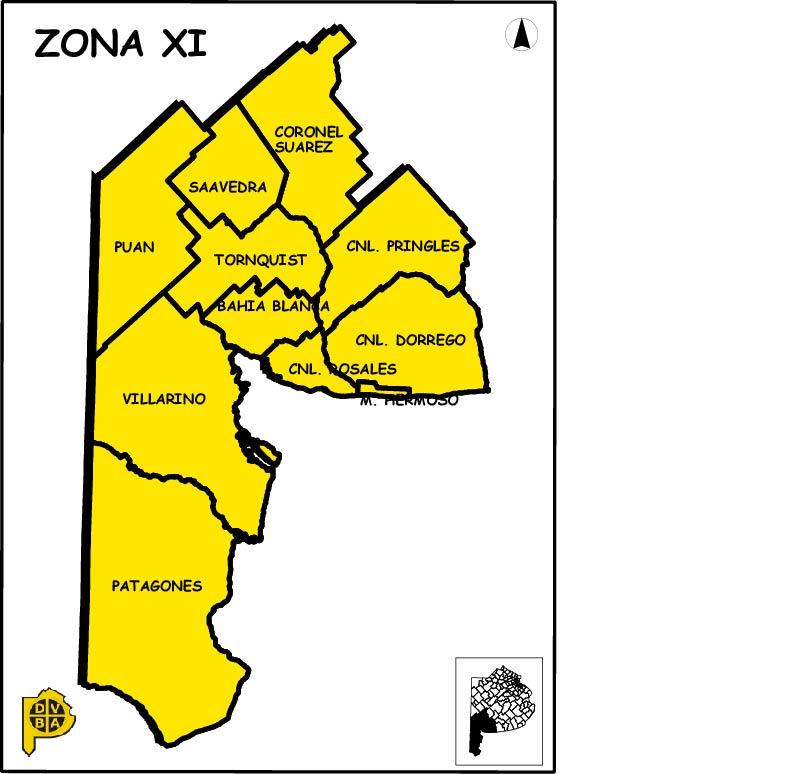 ZONA XI - Bahía Blanca