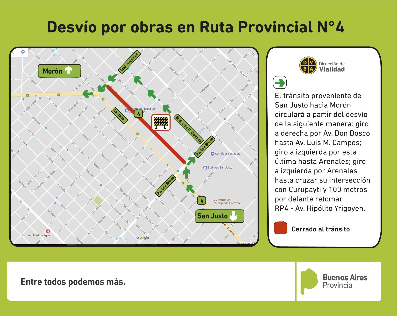Dirección de Vialidad :: Buenos Aires